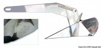 Ancora LEWMAR Delta® DTX in acciaio inox