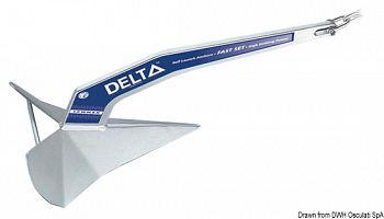 Ancora Delta 4 kg