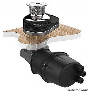 VX3 alto 12V 1500W 8mm