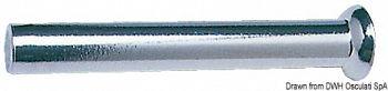 Terminale inox, testa Ø 4 mm
