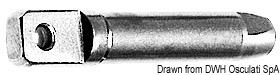 Terminale inox per Parafil occhio Ø 7 mm