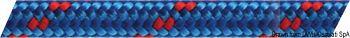 Doppia treccia a basso stiramento in poliestere ad alta tenacità