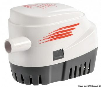 Pompa Europump II automatica G600