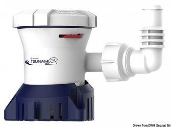 Pompa Attwood Tsunami MK2 T500 12V 28 l