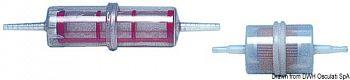 Filtro volante piccolo 6-8 mm