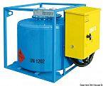 Stazione di pompaggio benzina trasportabile omologata ADR