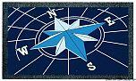 Zerbino rettangolare antisdrucciolo Format 40x68 cm