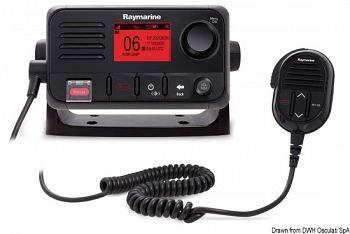 VHF Ray53 con GPS integrato