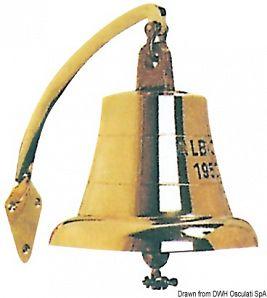 Campana in bronzo massiccio 190 mm