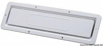 Presa aria ABS bianca anti UV