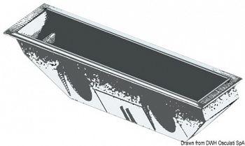 Cassonetto posteriore in ABS