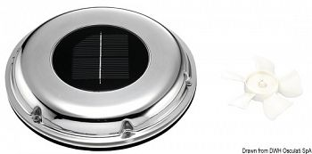 Aeratore solare Solarvent