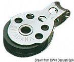 Mini bozzelli Regatta VIADANA per cime fino a 6 mm