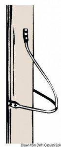 Scalino per albero in tondo da mm 6