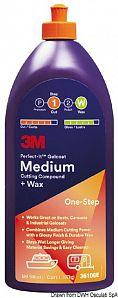 Medium Cutting Compound + Wax - Polish per medie ossidazioni