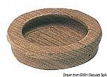 Maniglia per antina o porta rotonda ARC